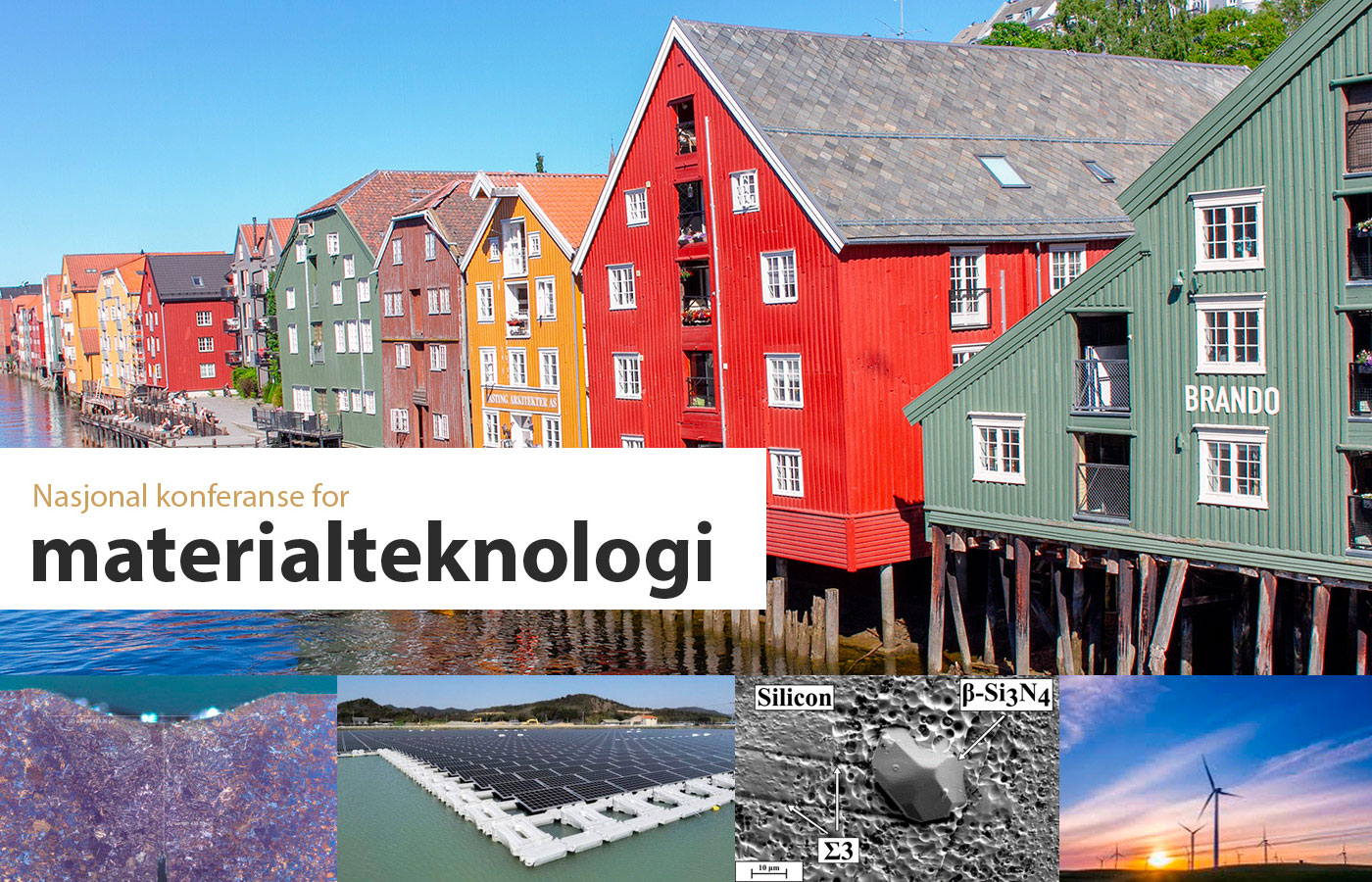 Norwegian National Conference for Materials Technology. 2-3 December 2020