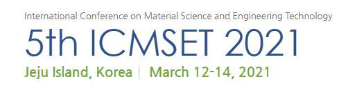 International Conference on Material Science and Engineering Technology