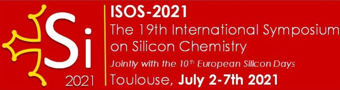 19th International Symposium on Silicon Chemistry 2021